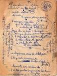 Manuscrito de Mario Santiago Papasquiaro