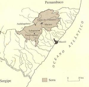 Mapa de Palmares