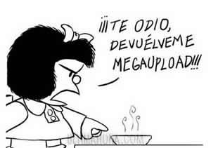 Mafalda vs Ley S.O.P.A.