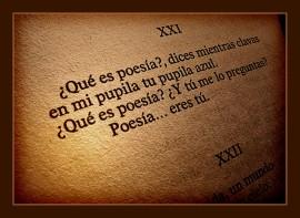 Poesía, Adolfo Bécquer