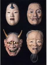 Mascaras Noh