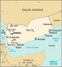 Mocha, Yemen