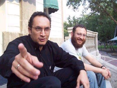 Jaime Coello y Marco Fonz