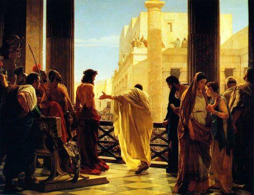 Pilatos sólo hace su chamba