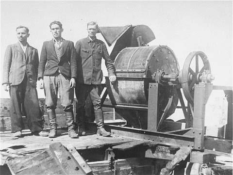 ¿Los Sonderkommandos són una especia de Verbrugge del siglo XX?