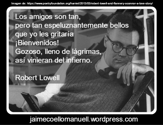 Poema de Robert Lowell