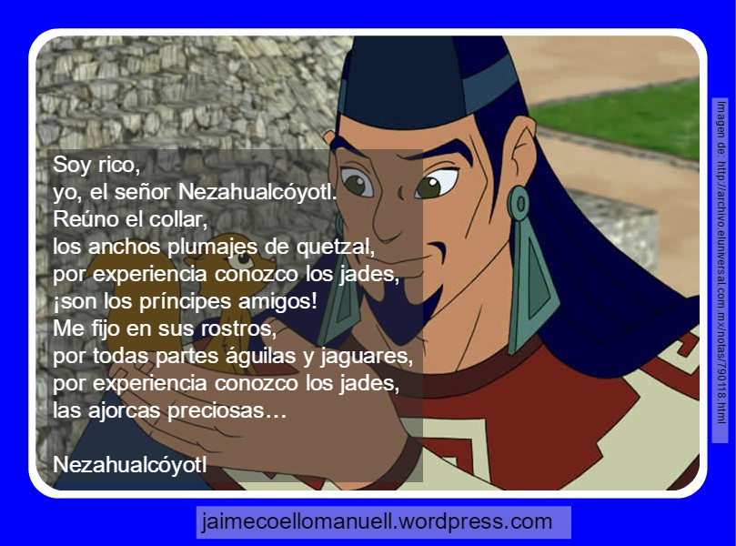 Soy rico de Nezahualcoyotl